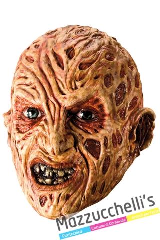 Maschera Freddy Krueger Nightmare per adulto