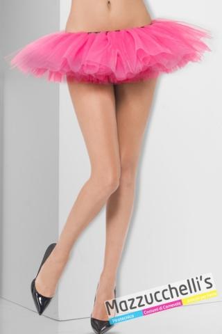 Tutù corto rosa anni 80 90 - Mazzucchellis