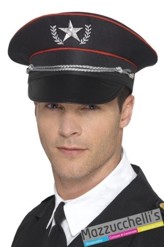 cappello militare mestieri lavori carnevale - Mazzucchellis