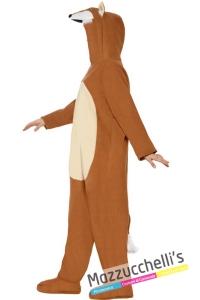 costume animale volpe del bosco - Mazzucchellis