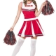 costume cheerleader ufficiale giocatore di footbal - Mazzucchellis