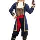 costume pirta dei sette mari bambino carnevale halloween - Mazzucchellis