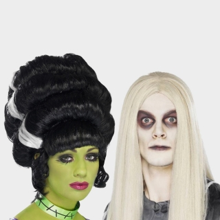 Parrucche Halloween
