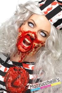lattice liquido zombie halloween - Mazzucchellis