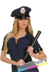 manganello plastica poliziotto poliziotta