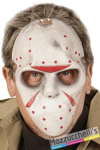 maschera film horror jason venerdì 13 halloween carnevale e atre feste a tema - Mazzucchellis..