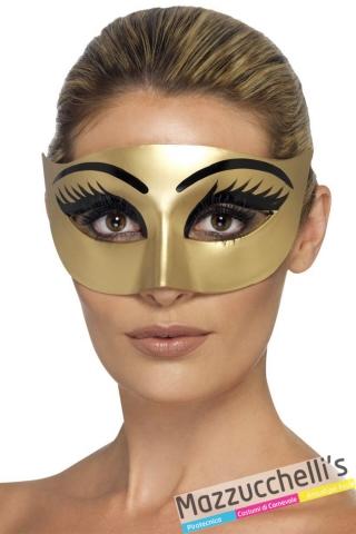 maschera oro - Mazzucchellis