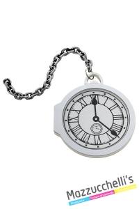 orologio tascabile coniglio di alice nel paese delle meraviglie - Mazzucchellis