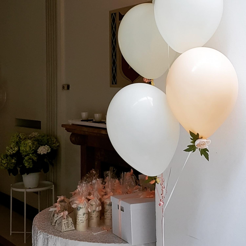 palloncini matrimonio 2