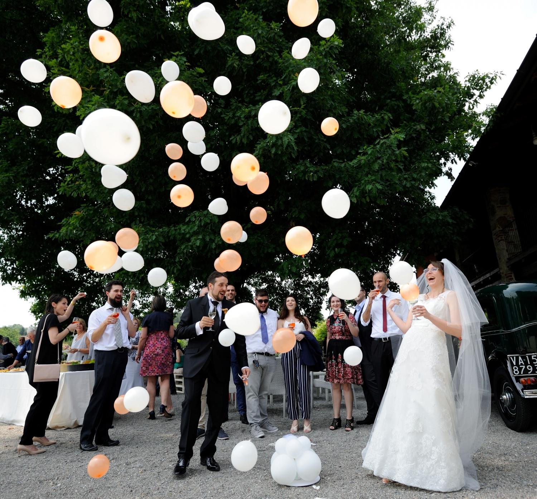 pallone da scoppiare matrimonio 2