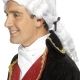 parrucca bianca casanova pirata film - Mazzucchellis