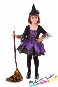 Costume-strega-multicolor-halloween-bambina---Mazzucchellis