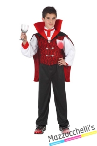 costume-bambino-halloween-vampiro-dracula-horror---Mazzucchellis