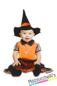 costume-neonata-bambina-strega-halloween---Mazzucchellis