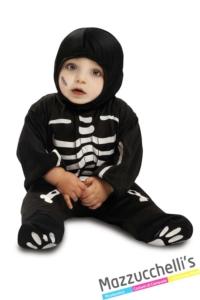 costume-neonato-bambino-scheletro-halloween---Mazzucchellis