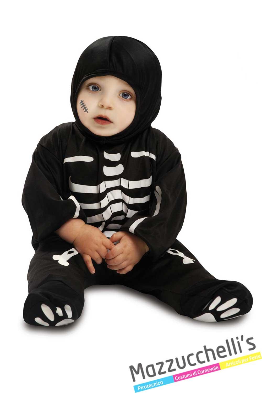 Costumi Halloween Neonati Vendita.Costume Neonato Scheletro In Vendita A Samarate Varese Da Mazzucchellis