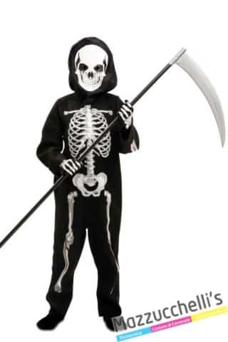 costume-scheletro-bambino-halloween---Mazzucchellis