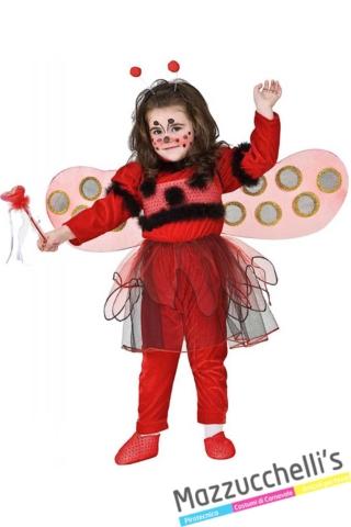 costume-bambina-animale-coccinella---Mazzucchellis