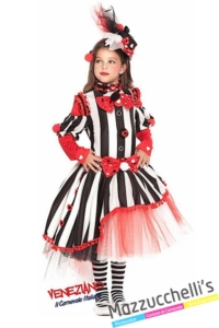 costume-bambina-circo-clown---Mazzucchellis