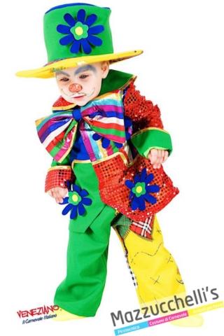 costume-bambino-clown-circo-pagliaccio---Mazzucchellis