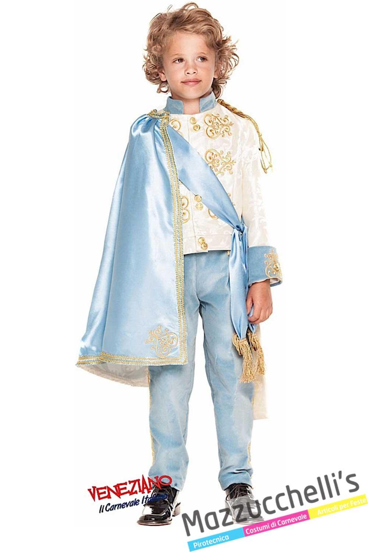 brillante nella lucentezza come ordinare gamma molto ambita di Costume Principe Azzurro in vendita a Samarate Varese da ...