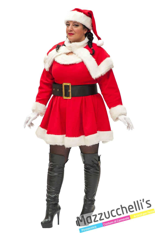 Babbo Natale Femmina Immagini.Costume Donna Babbo Natale In Vendita A Samarate Varese Da