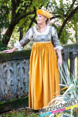 drt216-m costume-dama-spagnola--Mazzucchellis