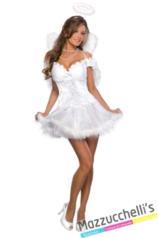 COSTUME-SEXY-DONNA-ADULTA-ANGELO-BIANCO-HEAVEN-SENT-HALLOWEEN---Mazzucchellis