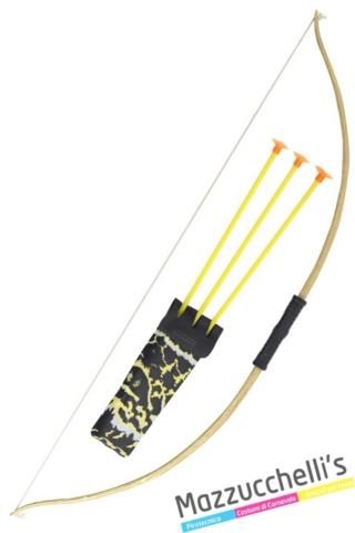 arco-con-frecce-indiano---Mazzucchellis