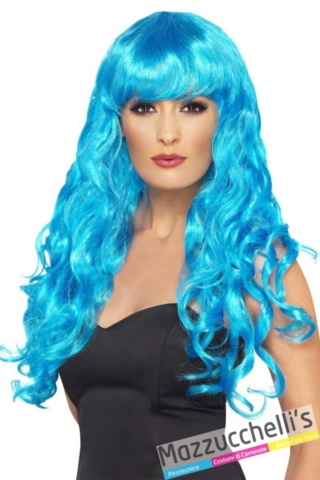 parrucca-azzurra-lunga-mossa-sirena--Mazzucchellis