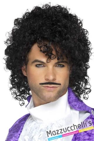 parrucca-riccia-nera-anni-'80-cantante-riccia-nera-del-cantantePrince---Mazzucchellis