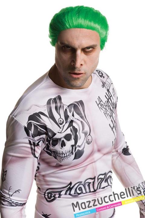 parrucca-verde-film-Suicide-Squad-Joker---Mazzucchellis