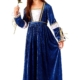 Costume-bambina-medievale-regina---Mazzucchellis