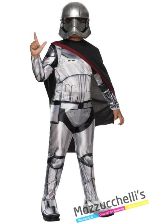 costume-bambina-star-wars-capitan-phasma-ufficiale---Mazzucchellis