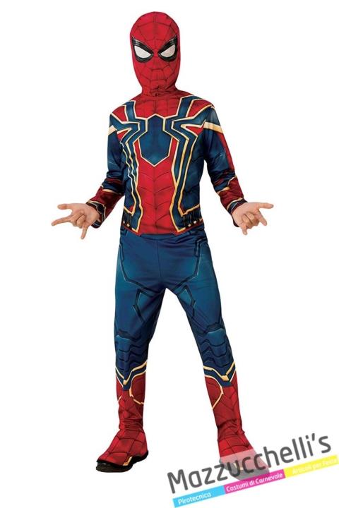 costume-bambino-spiderman-supereroe-ufficiale---azzucchellis