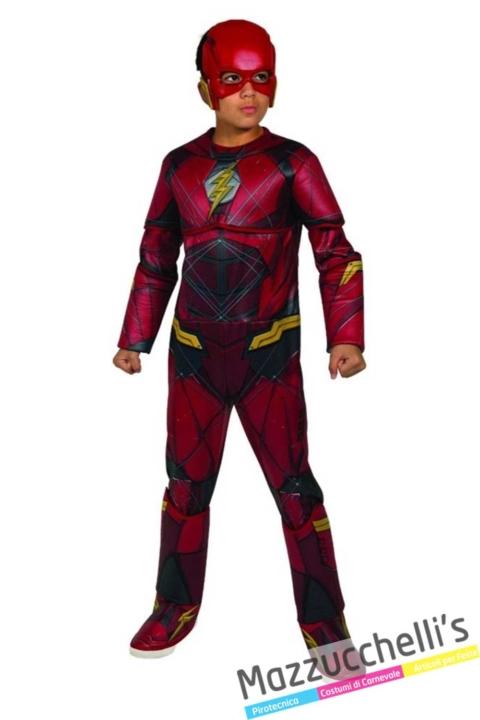 costume-bambino-supereroe-flash-dc-supereroe---Mazzucchellis