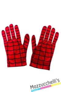 guanti-spiderman-ufficiale-bambino-supereroe---Mazzucchellis