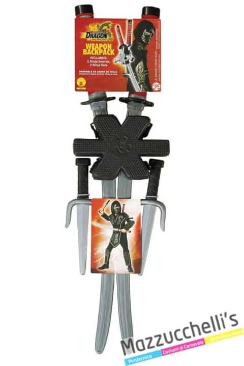 kit-set-guerriero-ninja---Mazzucchellis