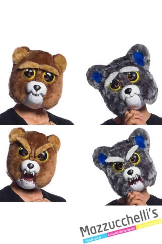 maschera-Feisty-Pets-Sammy-Suckerpunch-o-Sir-Growls---Mazzucchellis