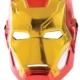 maschera-iron-man-supereroe-bambino---Mazzucchellis