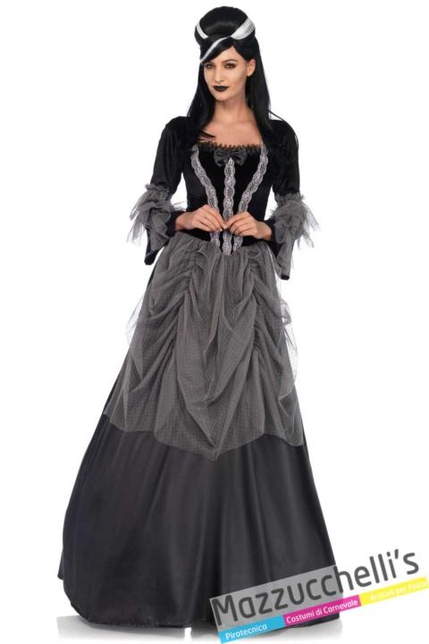 COSTUME-donna-dama-halloween---Mazzucchellis