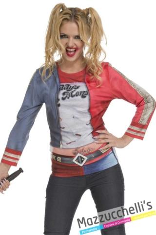 Maglietta-Harley-Quinn-suiside-squad---Mazzucchellis