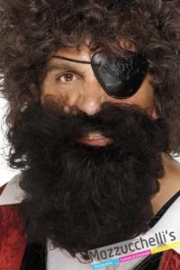 barba-pirata-uomo-marrone-corsaro---Mazzucchellis