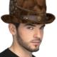 cappello-cinlindro-steampunk---Mazzucchellis