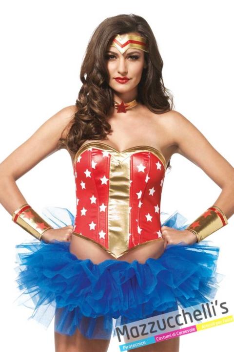 corsetto-supereroina-wonder-woman-film---Mazzucchellis