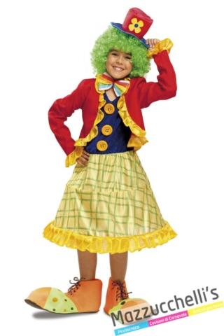 costume-bambina-clown-pagliaccia---Mazzucchellis