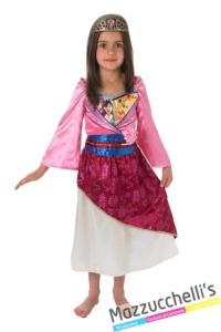 costume-bambina-disney-ufficiale-mulan---Mazzucchellis