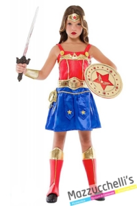 costume-bambina-supereroina-wonder-woman-guerriera---Mazzucchellis