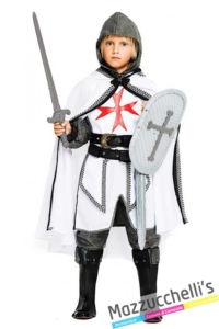 costume-bambino-cavaliere-medievale-guerriero---Mazzucchellis