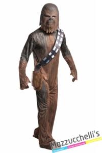 costume-uomo-star-wars-guerre-stellari-chewbacca---Mazzucchellis